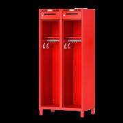 Der Feuerwehrspind KOMFORT ist zweckmäßig und komfortabel. Er ist ein Modell der hochwertigen Feuerwehrschränke von rotstahl®. Genießen Sie alle Vorteile vom direkten Kauf beim Hersteller.