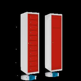 Wäscheschränke von rotstahl®: zum Verteilen und Sammeln von Wäsche aller Art