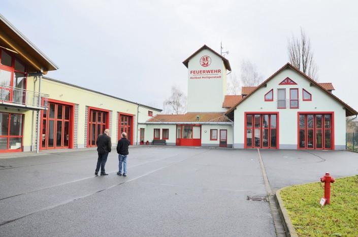 Feuerwehr Heiligenstadt