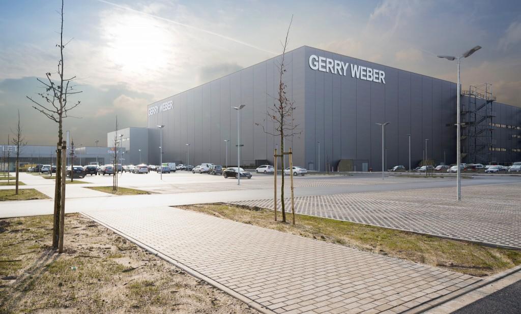 GERRY WEBER Logistikzentrum & Outlet Halle-Westfalen