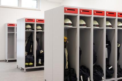 Feuerwehrspind KOMFORT: kompakt und funktional
