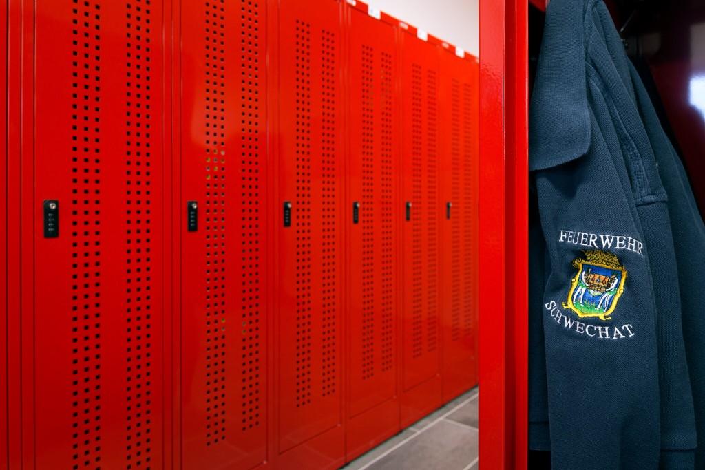 Feuerwehrspind PRO bei der Feuerwehr Schwechat