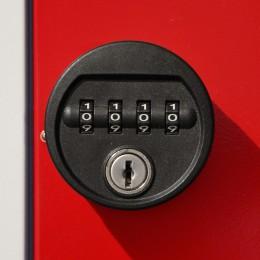 Mechanisches Codeschloss mit PIN-Code Verschluss Hauptschlüssel-fähig