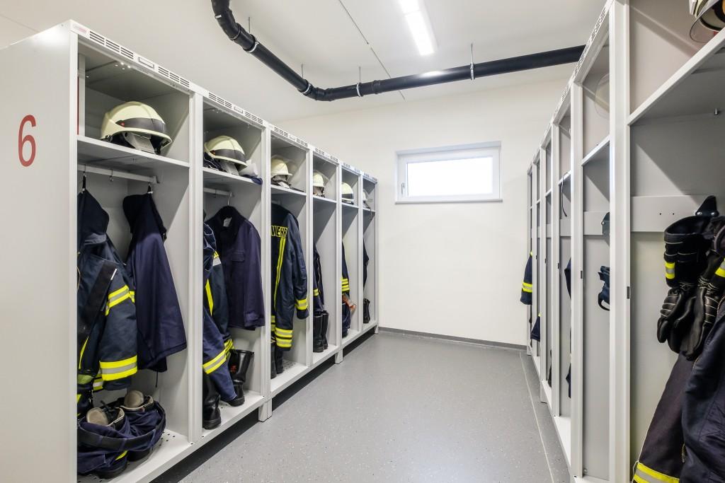 Feuerwehrschränke für professionelle Ansprüche