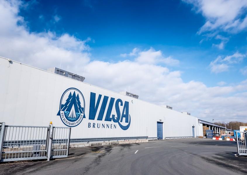 Die Marke Vilsa umfasst Mineralwasserprodukte sowie zahlreiche Erfrischungsgetränke.