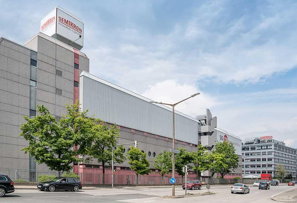 SEMIKRON ist der weltweit führende Hersteller von Leistungselektronik