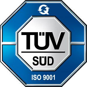 rotstahl freut sich über ISO Zertifizierung